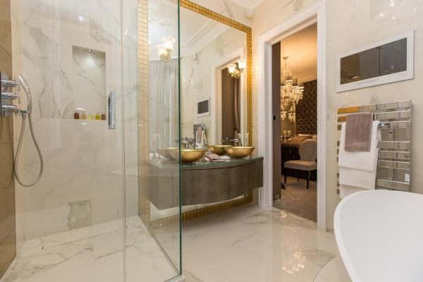 Knightsbridge Flat Bathroom